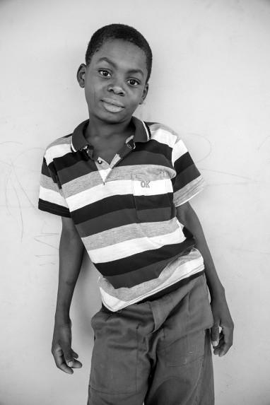 Children of Ghana Portrait No. 4