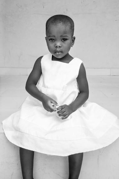 Children of Ghana Portrait No. 40