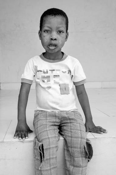 Children of Ghana Portrait No. 42