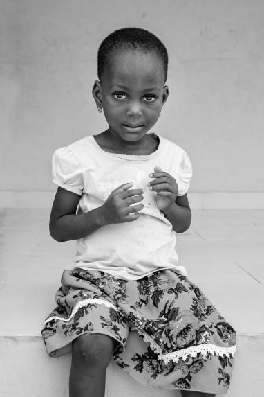 Children of Ghana Portrait No. 44