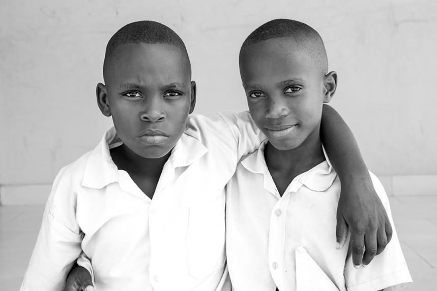 Children of Ghana Portrait No. 46