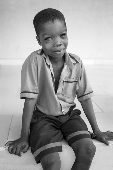 Children of Ghana Portrait No. 49