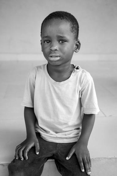 Children of Ghana Portrait No. 50