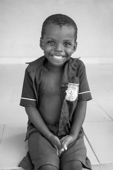 Children of Ghana Portrait No. 51