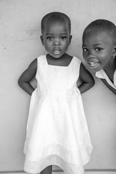 Children of Ghana Portrait No. 54