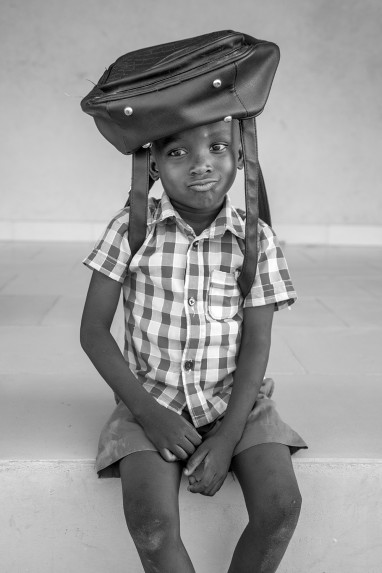 Children of Ghana Portrait No. 65