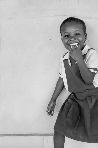 Children of Ghana Portrait No. 66