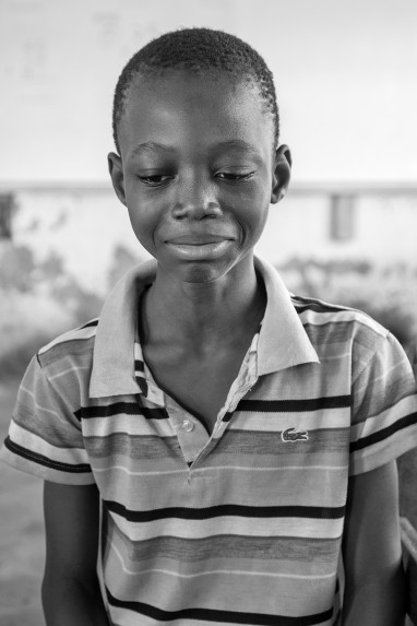 Children of Ghana Portrait No. 75