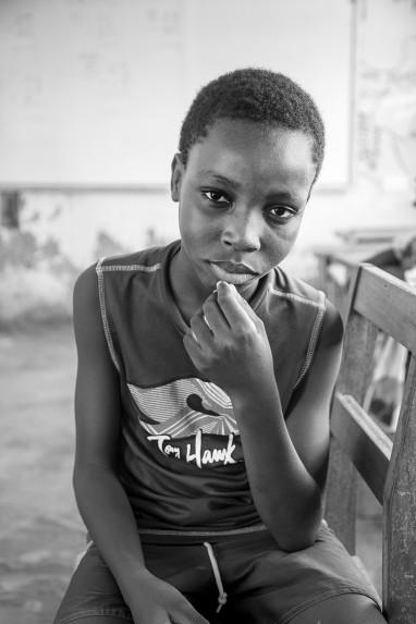 Children of Ghana Portrait No. 81