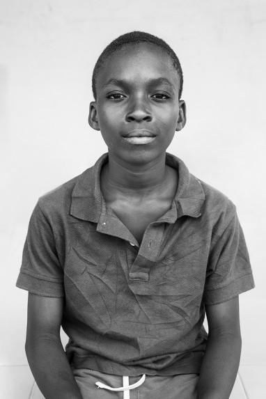 Children of Ghana Portrait No. 90