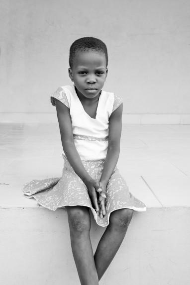 Children of Ghana Portrait No. 100