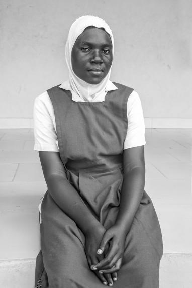 Children of Ghana Portrait No. 103