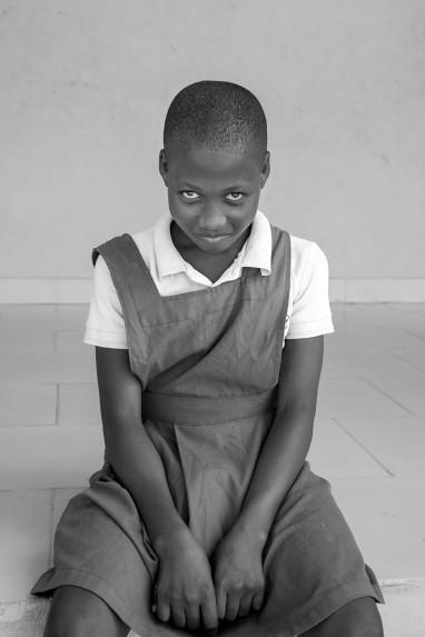 Children of Ghana Portrait No. 104