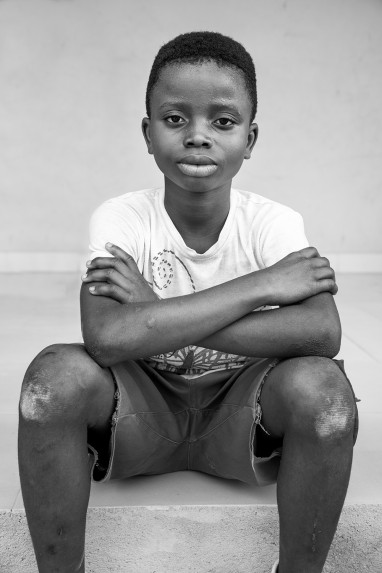 Children of Ghana Portrait No. 107