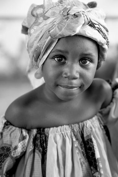Children of Ghana Portrait No. 110