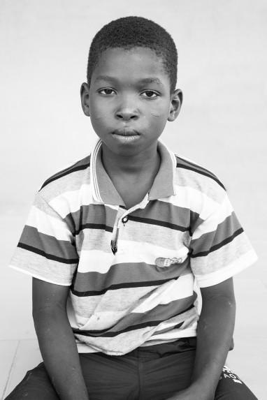 Children of Ghana Portrait No. 91