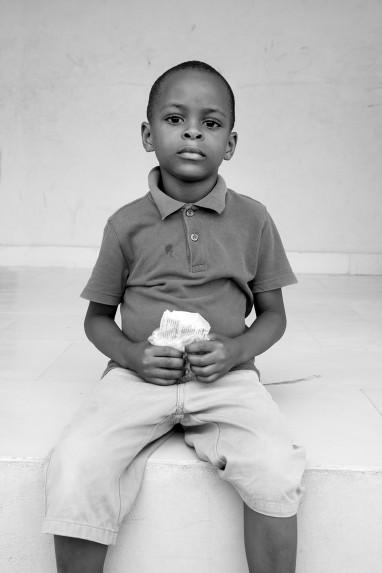 Children of Ghana Portrait No. 94