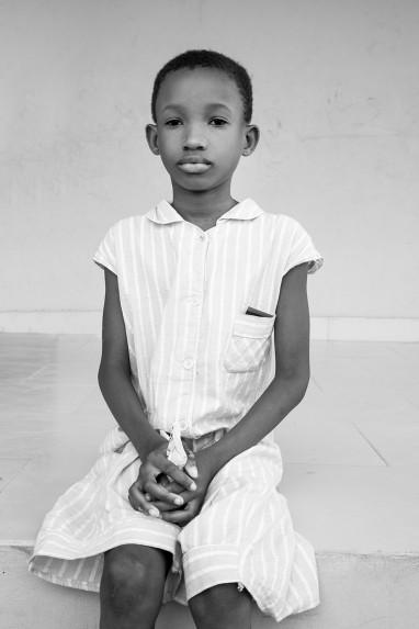 Children of Ghana Portrait No. 96