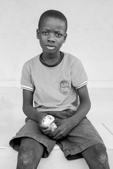 Children of Ghana Portrait No. 98