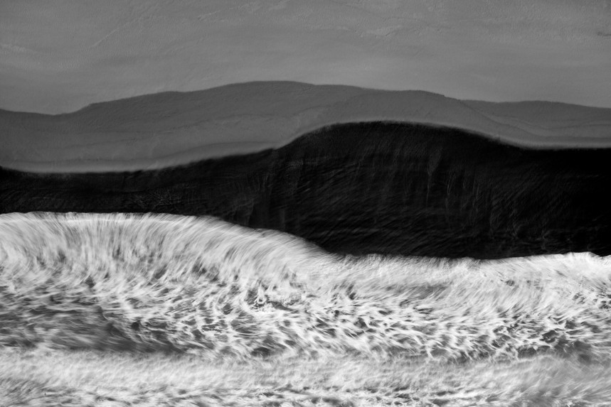 Shore Abstract No 2