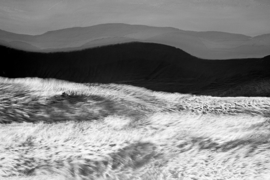 Shore Abstract No 3