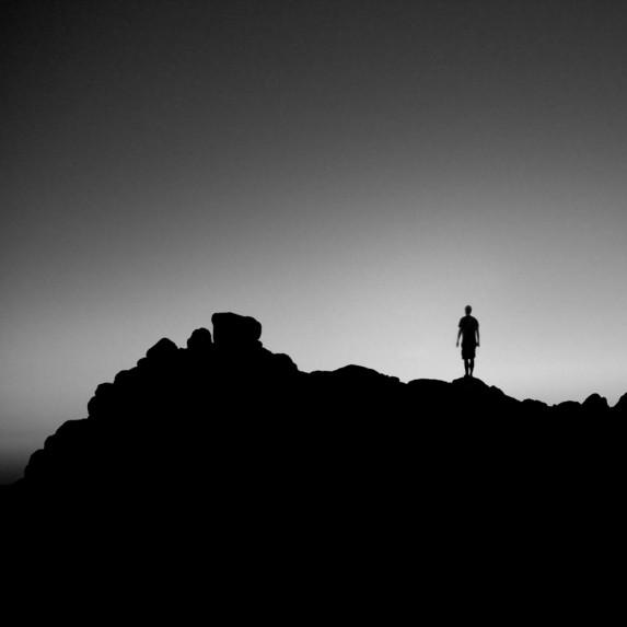 Lone Man No 7 - Bandon