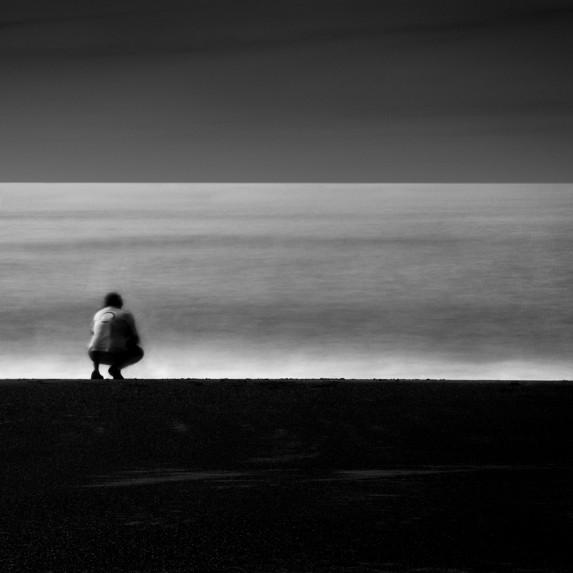 Lone Man No 9, Bullards Beach