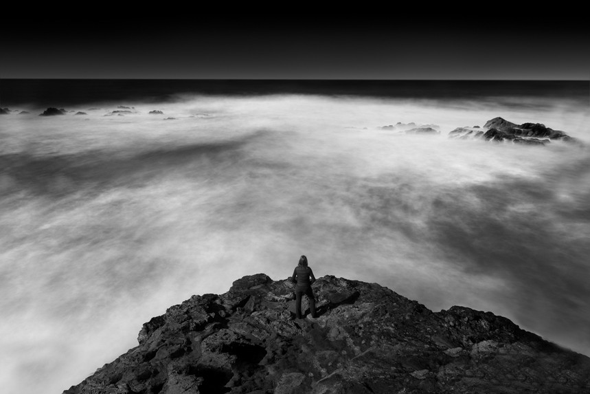 Lone Man No 24, Northern California