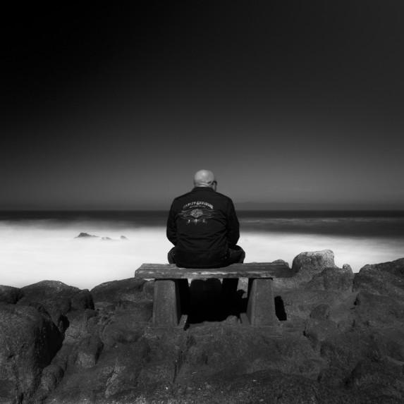 Lone Man No 33, Northern California