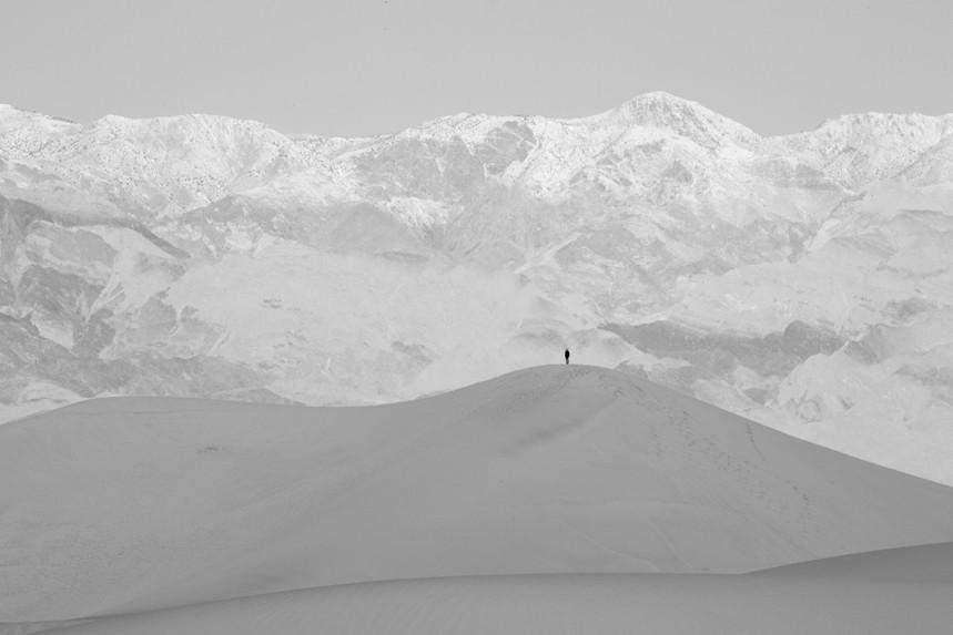 Lone Man No 55, Death Valley