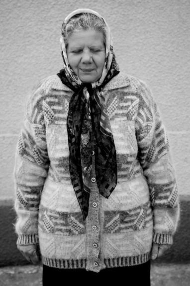 Ukrainians, With Eyes Shut No 3