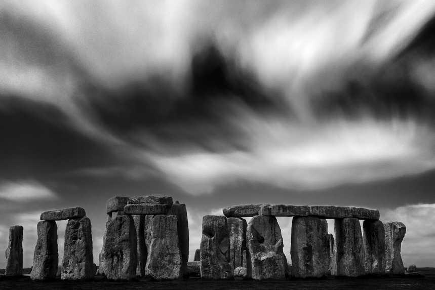 stonehenge no. 2